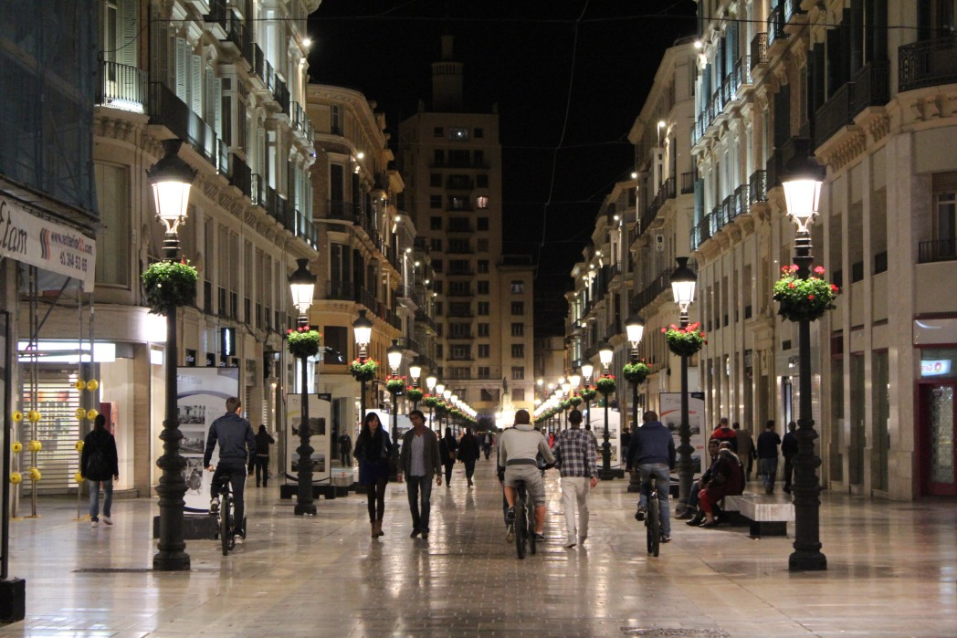 Best things to do in Malaga: nights out