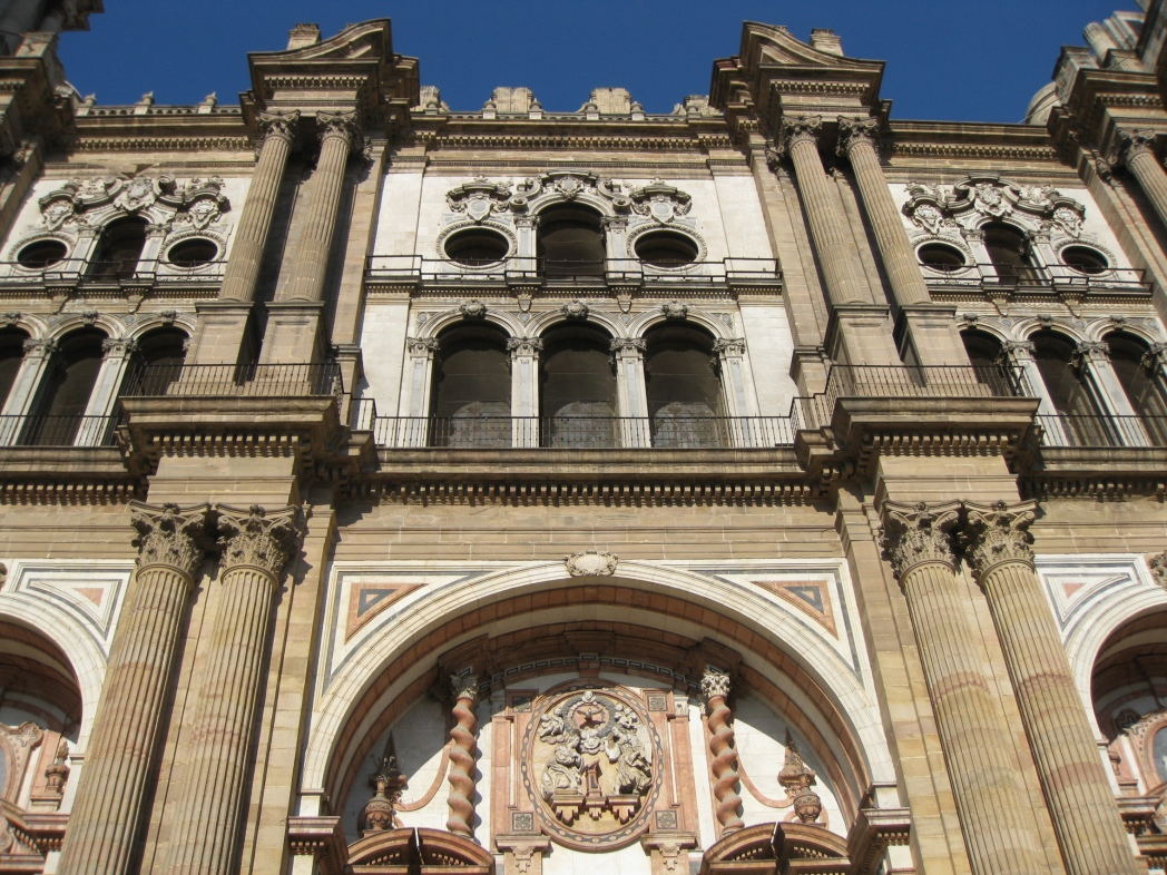 Best things to do in Malaga: La Manquita Cathedral