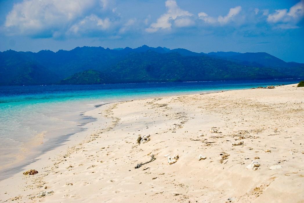 Mawu Beach, Lombok, Bali