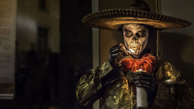 Days of the Dead, Mexico