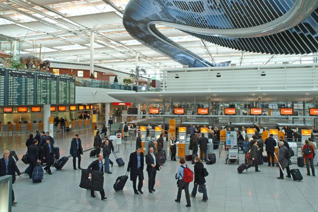 Munich is one of the world's busiest airports