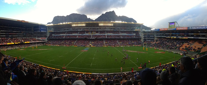 Newlands Stadium, Cape Town, South Africa ©Megan Trace / Flickr
