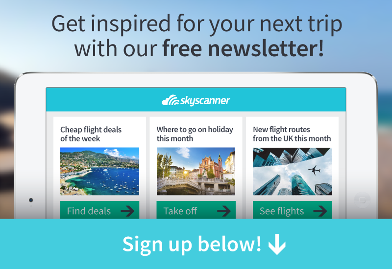 skyscannernewsletter