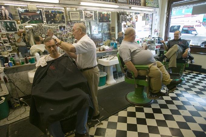 14 Bizarre Barber Shops Around The World Skyscanner S