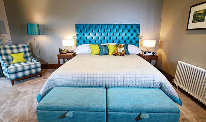 Northcote Hotel, New Garden Lodge, Lancashire ©VisitBritain