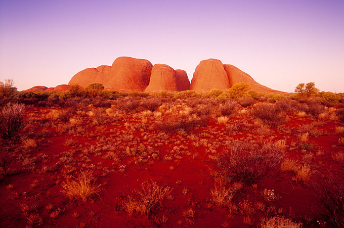 Kata Kjuta, Northern Territory, Australia