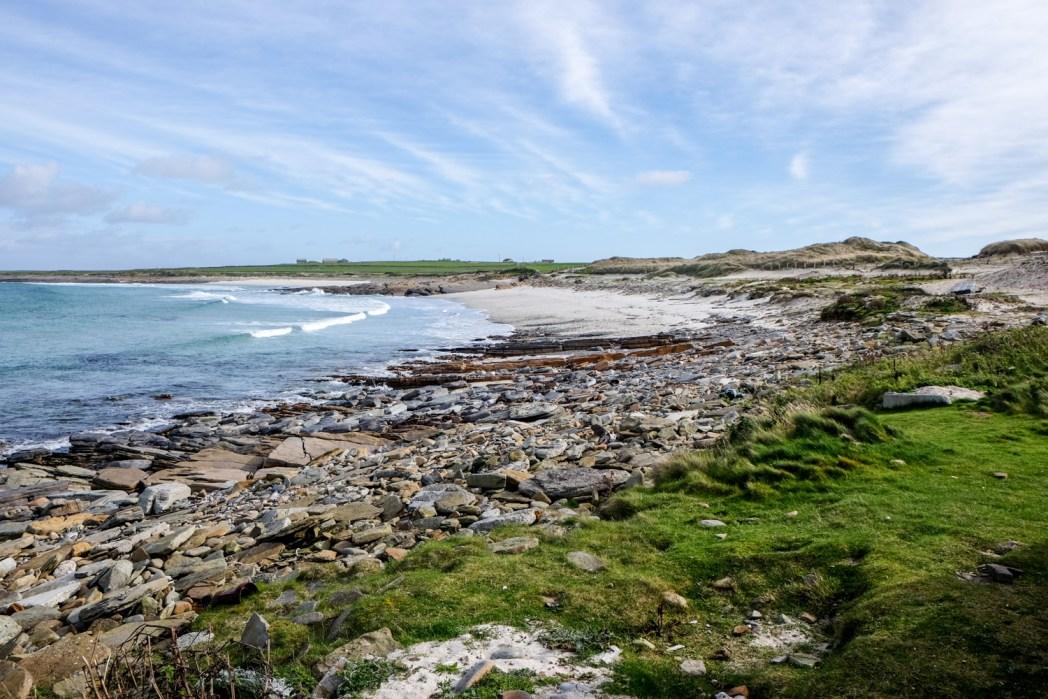 Orkney beach, Orkney