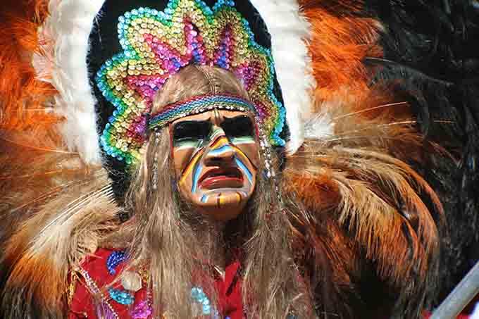Oruro Carnival bolivia