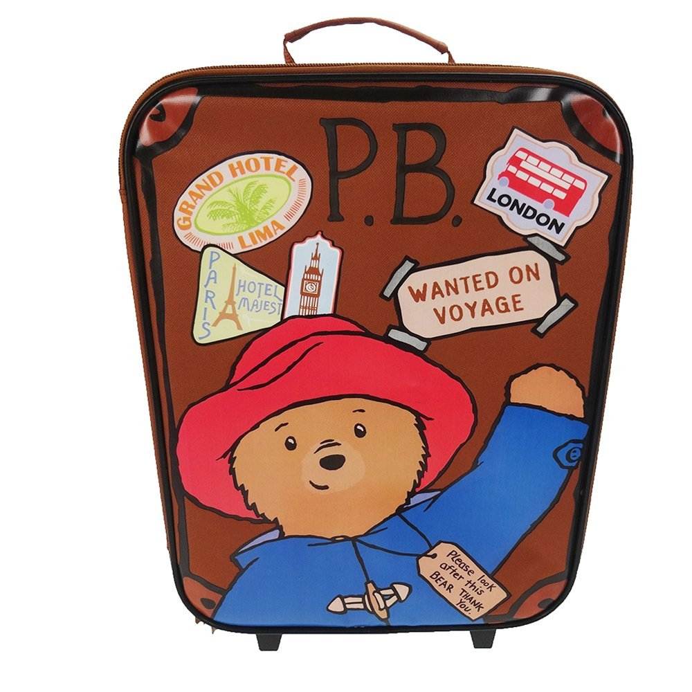 Paddington suitcase for kids