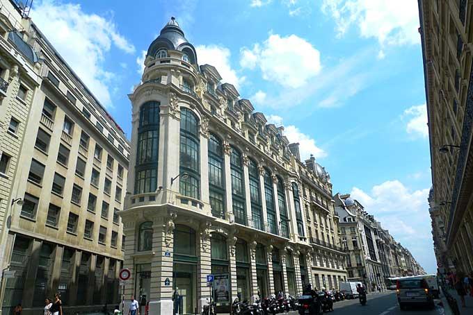 Rue Réamur, Paris