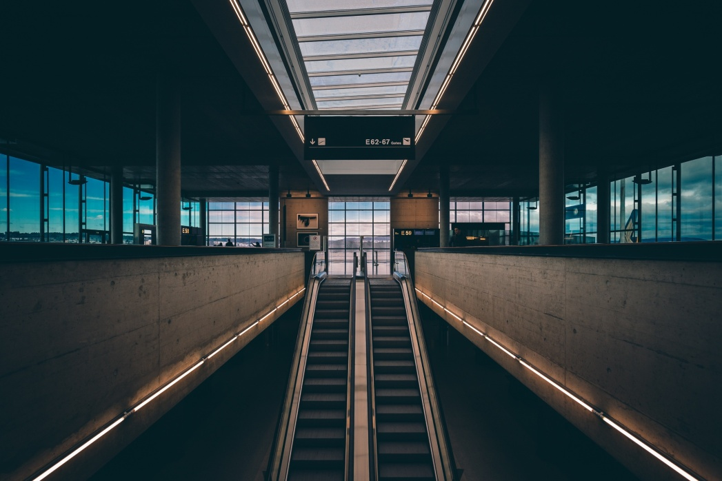 How to speed through the airport: arrive for airport check-in on time