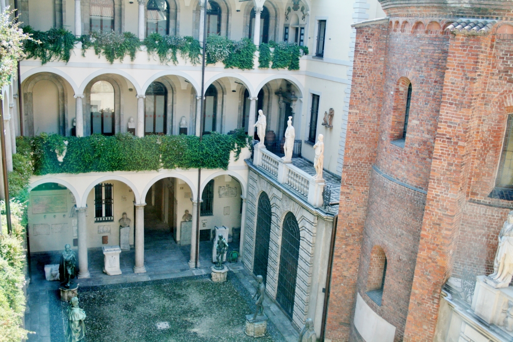 What to see and do in Milan: Pinacoteca Ambrosiana