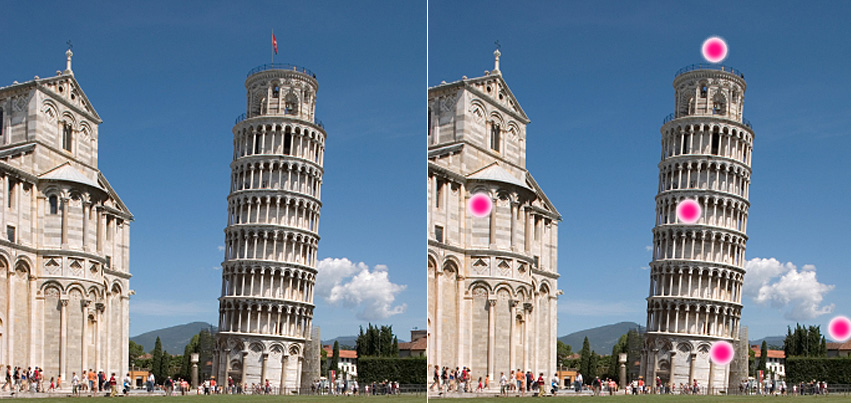Spot The Difference Pisa The Answers Skyscanner S