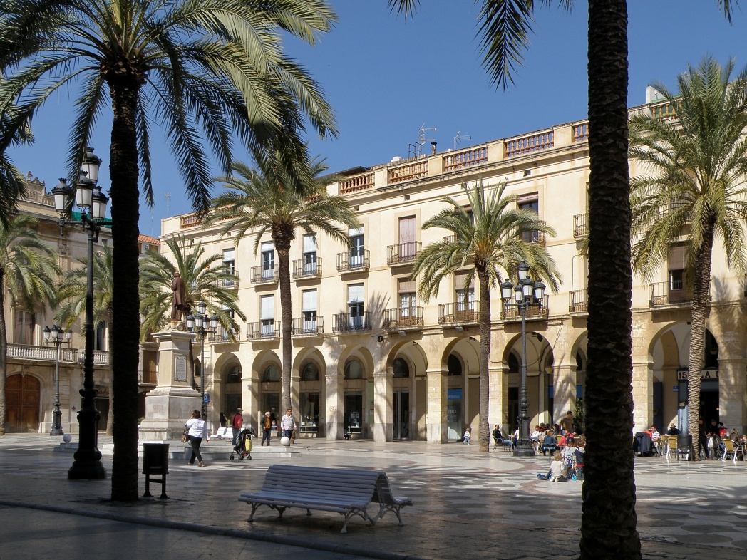 Plaza de la Vila, Vilanova i la Geltrú