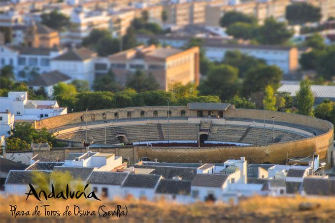 Plaza de toros de Osuna, Seville, Andalusia