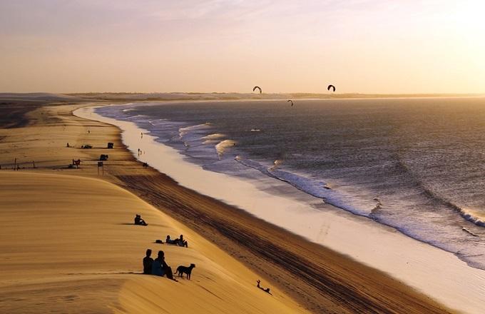 Praia de Jericoacoara