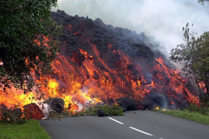 Piton de la Fournaise, Reunion Island