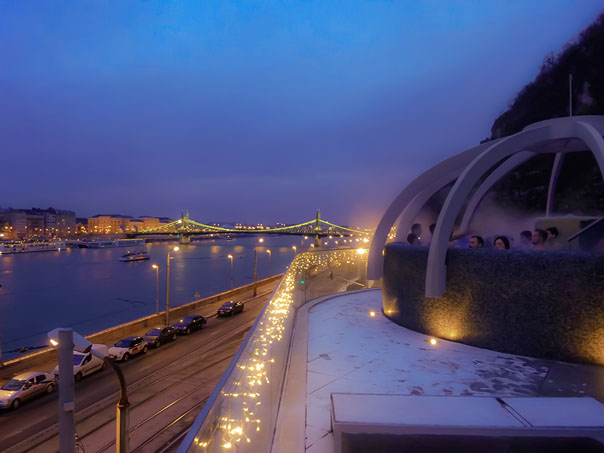 Rudas, Budapest ©Fujimiya Aya / Flickr