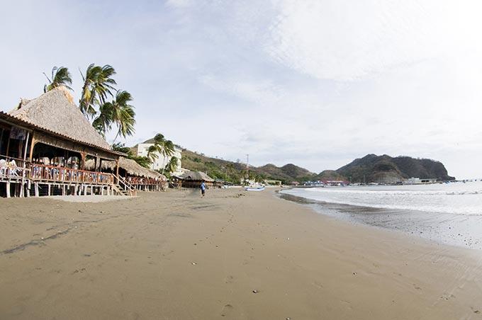 Sunny San Juan del Sur.