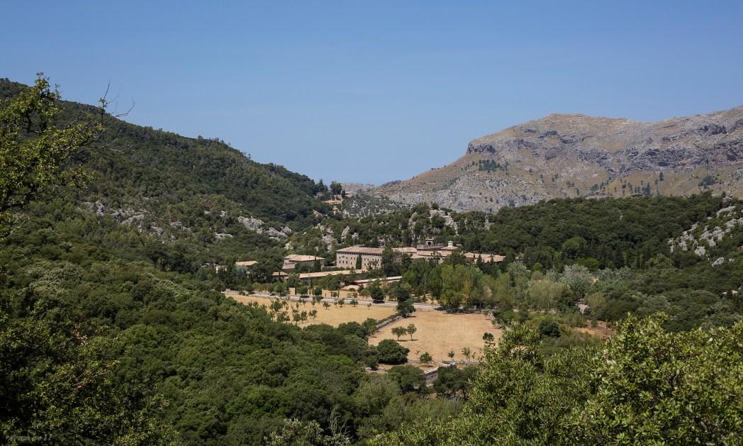Lluc Sanctuary, one of Mallorca's top pilgrimage sites