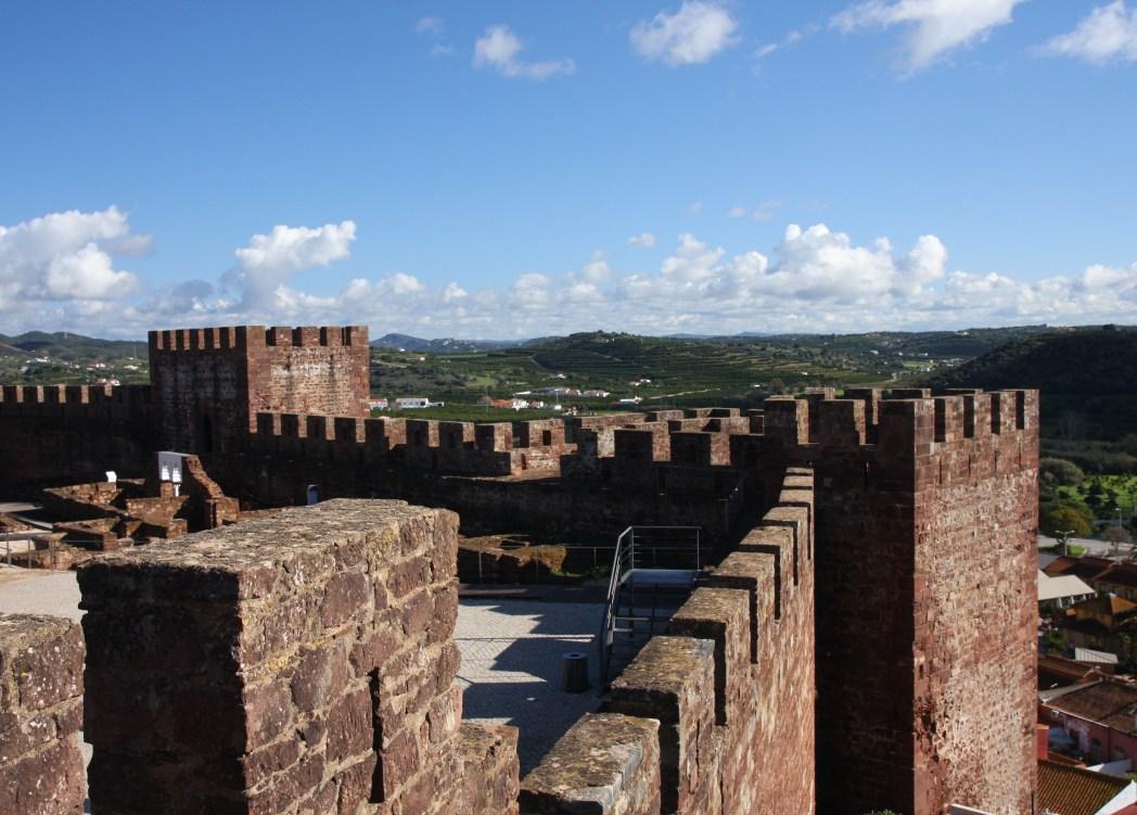 Silves Castle, Algarve