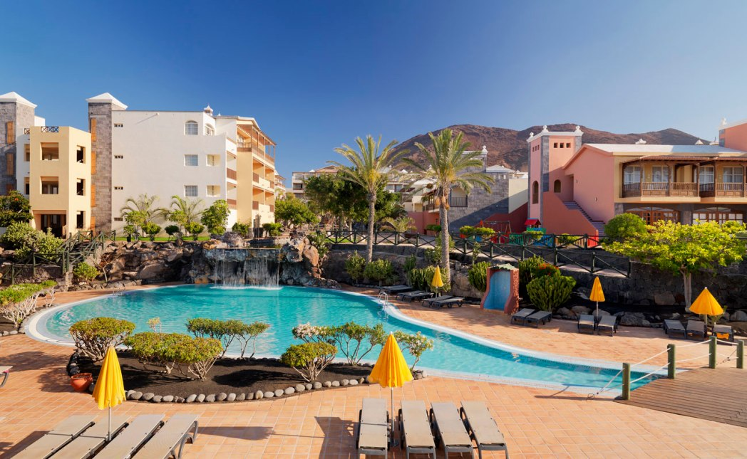 The H10 Rubicon Palace is one of the most family-friendly hotels in Lanzarote
