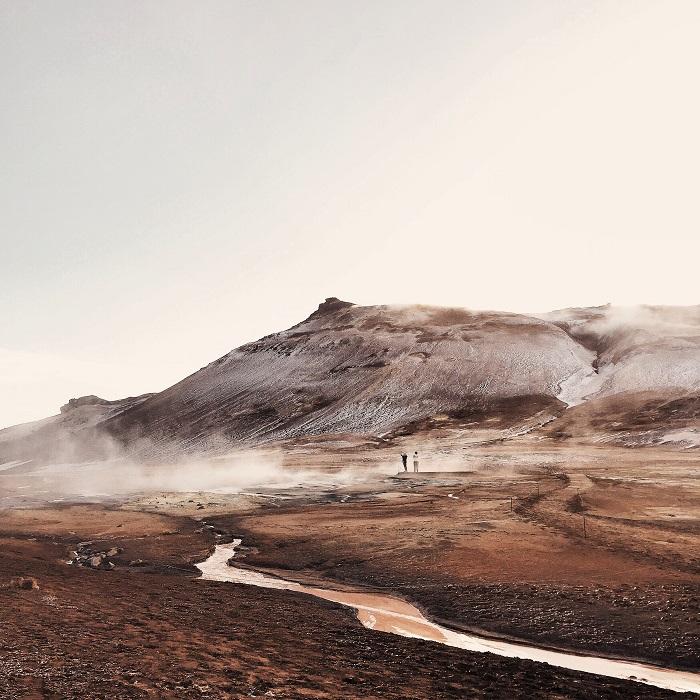 Námaskarð, Iceland.