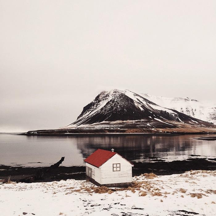 Snaefellsnes Peninsula, Iceland.