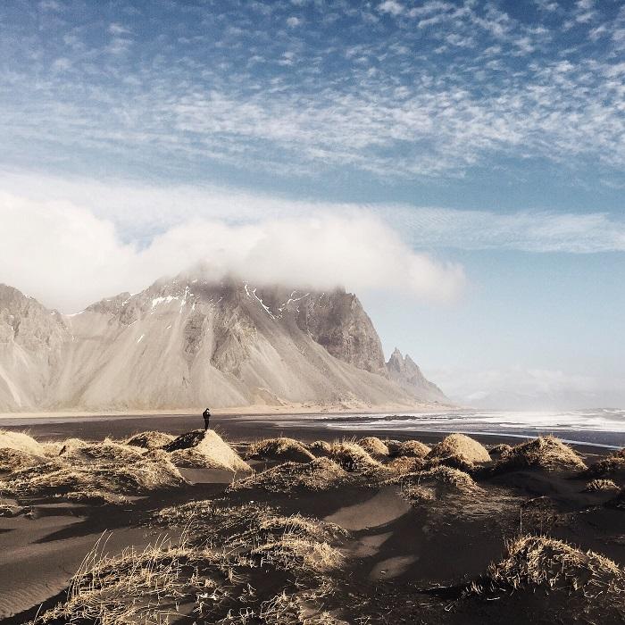 Vestrahorn, Iceland.