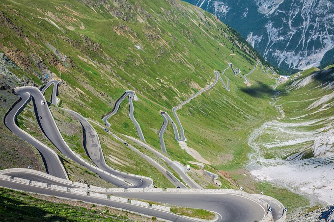 The greatest driving road in the world? Go for a spin and give us your verdict!