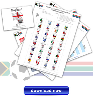 South Africa World Cup 2010 - Office Sweepstake download