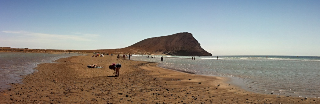 Playa La Tejita is one of the best nudist beaches in Spain