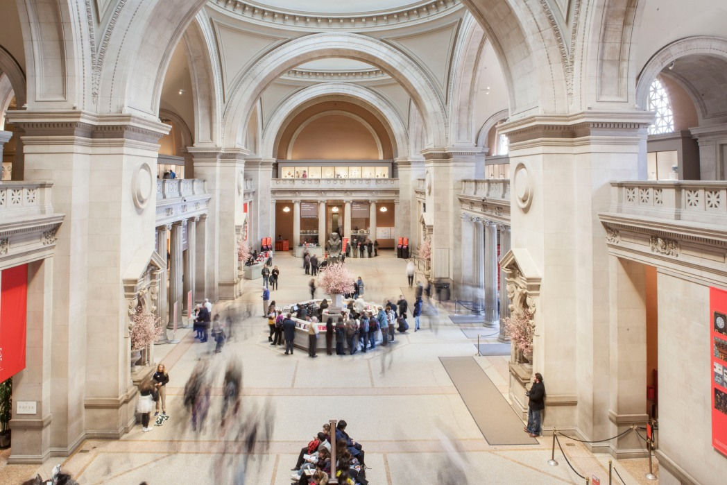 New York Subway Map Penn Station To Met Breuer Museum.10 Of The Best Museums And Art Galleries In New York Skyscanner S
