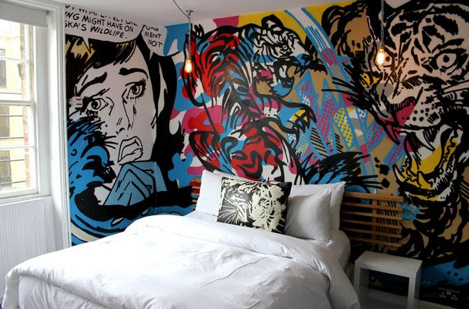 The Artists Residence Hotel, Brighton ©VisitEngland/VisitBrighton