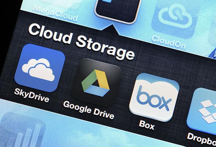 Cloud storage applications © ngkaki/iStock Editorial