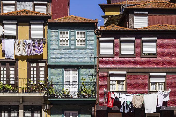 Ribeira Old Town, Porto