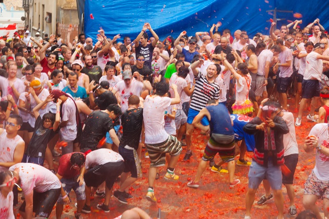 10 Crazy Events Around The World For Non Football Fans This Summer