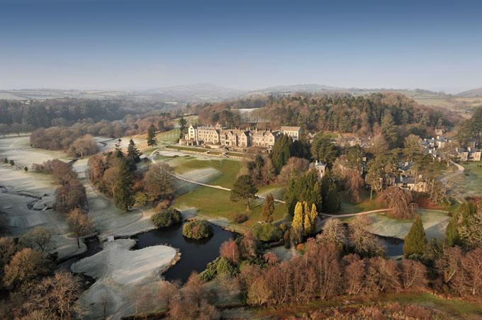 Bovey Castle, Devon ©VisitEngland/BoveyCastle