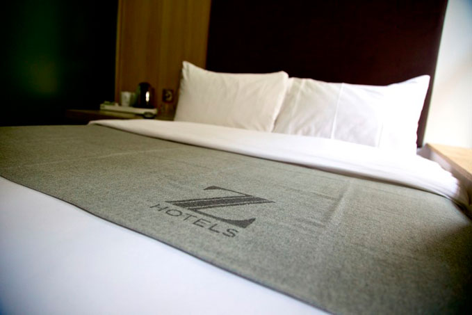 Z Hotel Shoreditch London, bedroom ©VisitBritain
